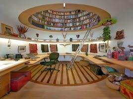 diseño de biblioteca original
