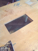 Parrish Platz Table Trough Crafty Stuff