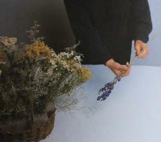 Cómo Decorar con Flores Secas, Composición de Primavera