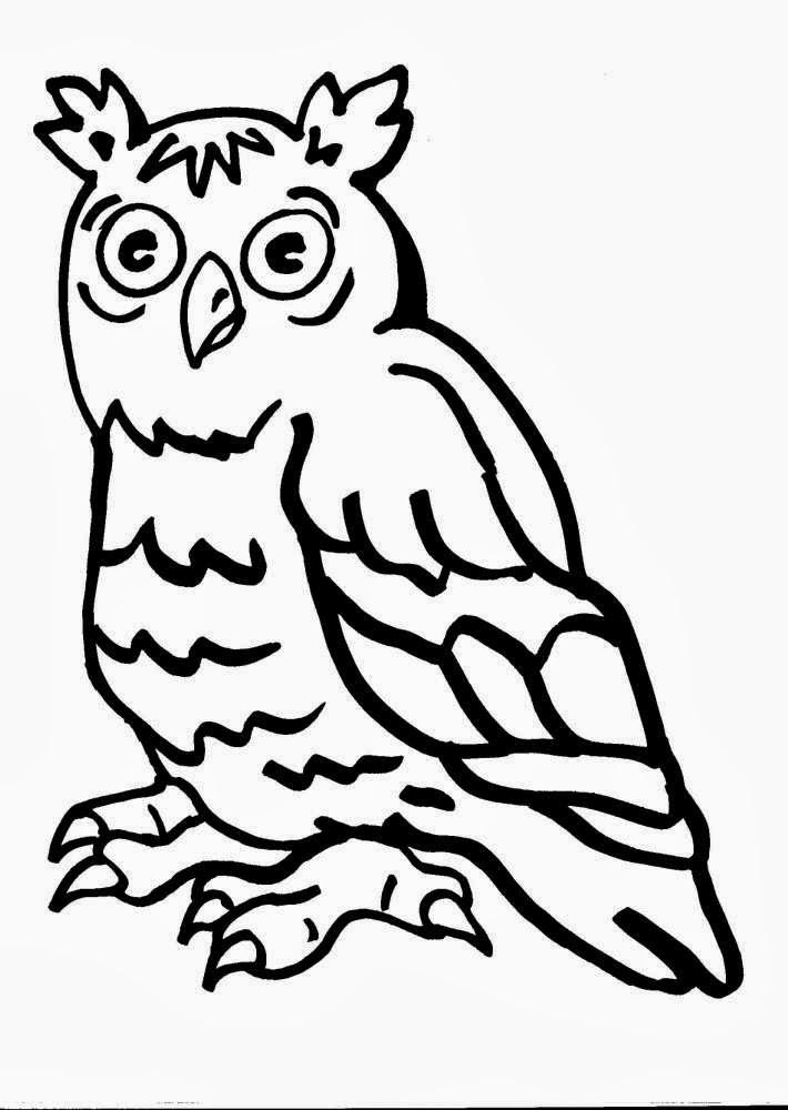 Disegni estivi da colorare for Disegni di animali per bambini