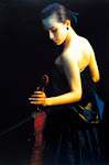 Chen Yifei / Chinese Romantic Realist painter