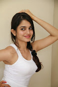 Sheena shahabadi Glam Pics in White Top-thumbnail-1