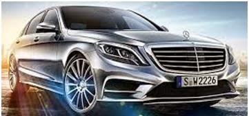 Mercedes S-Class 2014