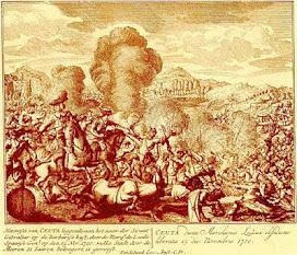 El sitio de Ceuta, el asedio más largo de la Historia