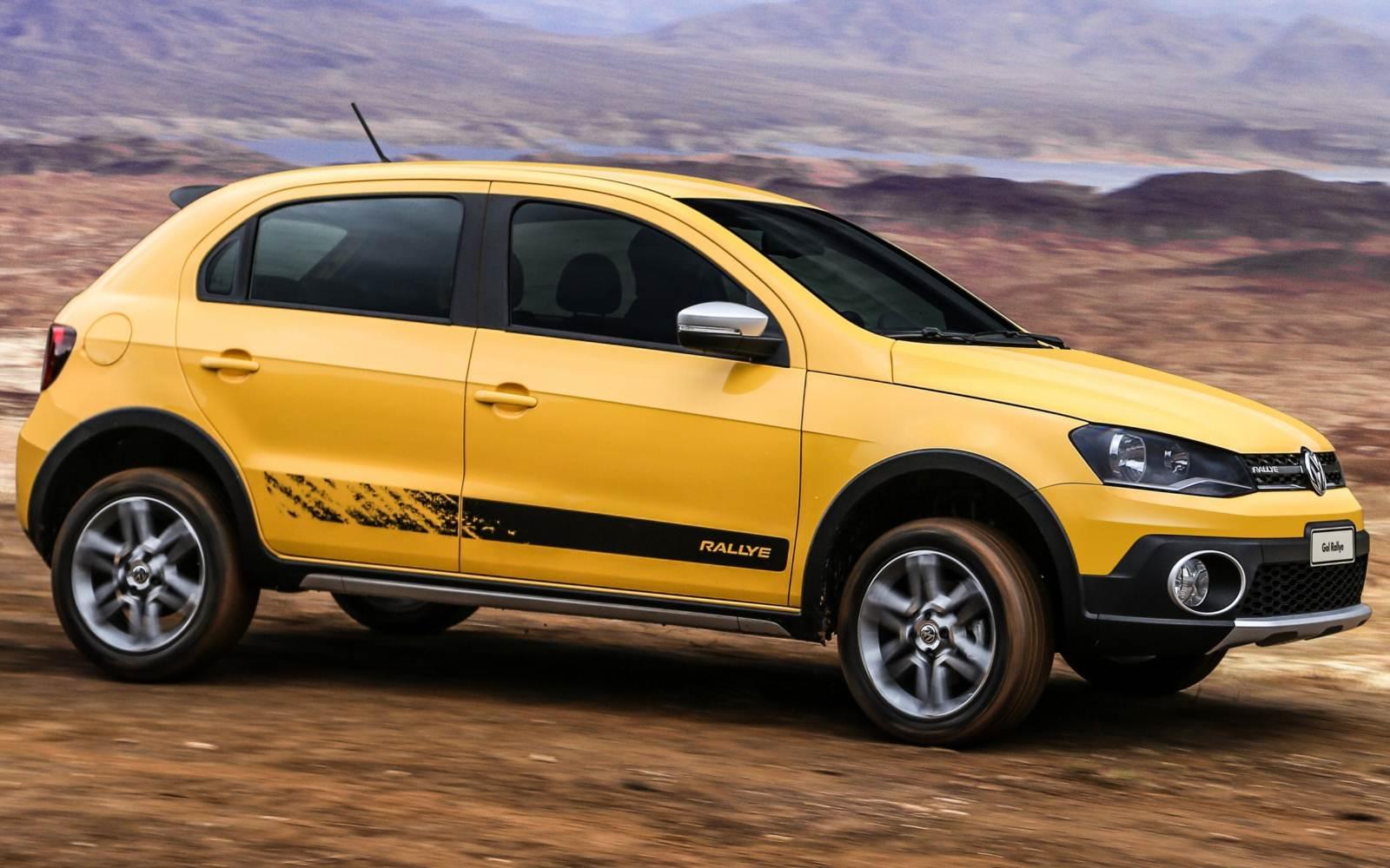 Volkswagen Gol - produção suspensa