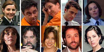 Ana Fernández, Andrés Lima, Lola Dueñas, Daniel Guzmán, Natalia Millán