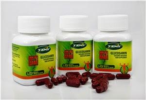 paket obat peninggi badan tiens power glucosamin