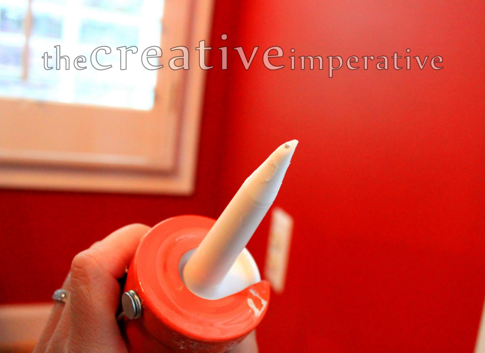 Tips For Caulking Trim The Creative Imperative Tricks Of The Trade Caulk Is Cheap
