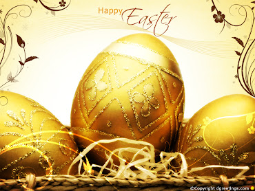 #18 Happy Easter Wallpaper