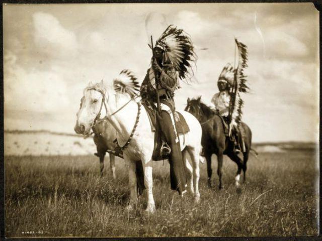 nativos americanos,