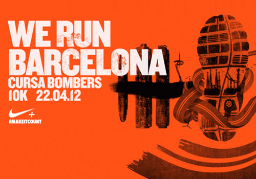 Cursa Bombers de Barcelona 2012