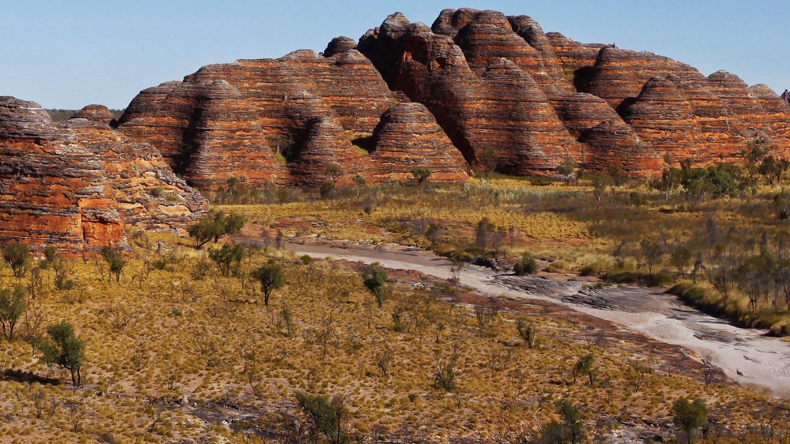 Purnululu National Park, Australien