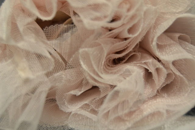 photo tutu en tulle rose