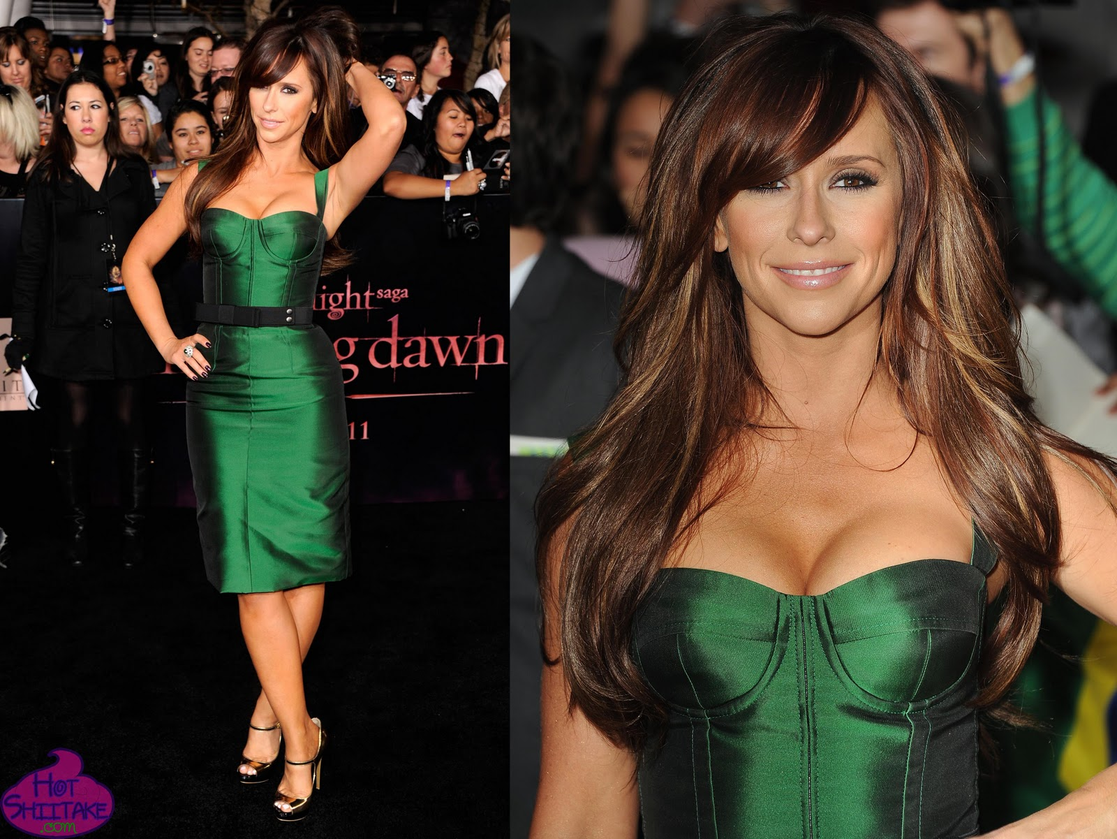 Jennifer Love Hewitt Twilight Premiere