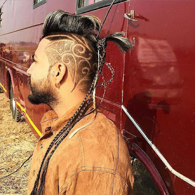 Dashing Sukh E With The New Hairstyle Sukh E Is Coming Up With The