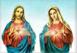 Persembahan Diri Kepada Hati Kudus Yesus Dan Hati Maria Yang Tak Bernoda