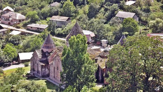 Goshavank Monastery Complex
