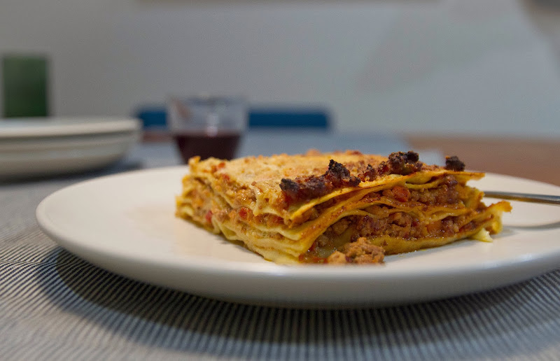 how to make lasagna food network