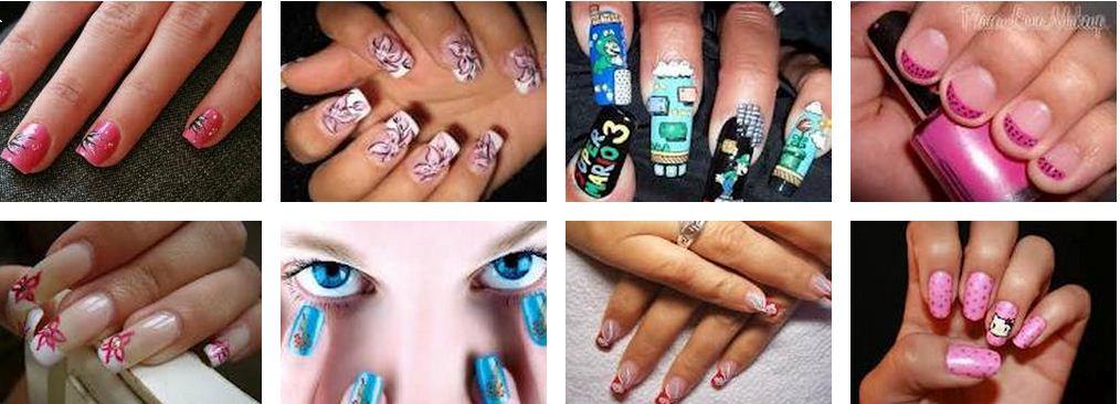 Nail Designs Acrylic Nail Designs