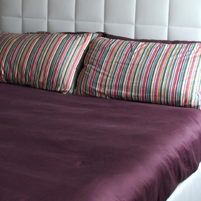 Seaseight design blog focus on right colors for your bed for Lenzuola zucchi