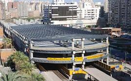 وزير النقل يفتتح مشروع تطوير محطة قطار سيدى جابر بالإسكندرية