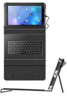 Gambar Tablet Book Mito T970 dan Keyboard Case
