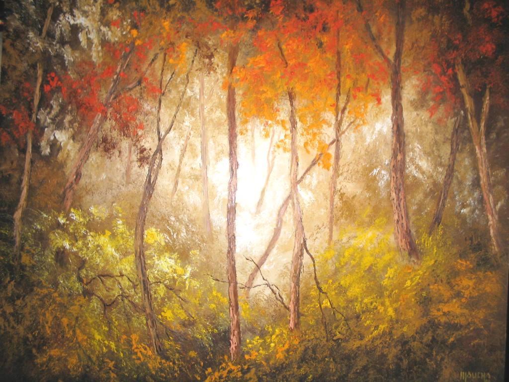 """Outono na floresta"""