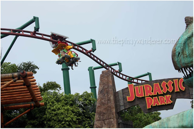 Lost Worldu0027s Canopy Flyer & SG Summer Escapade: Universal Studios Singapore Tour ~ The Pinay ...