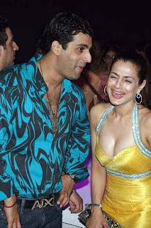 ctress AmIsha Patel husband
