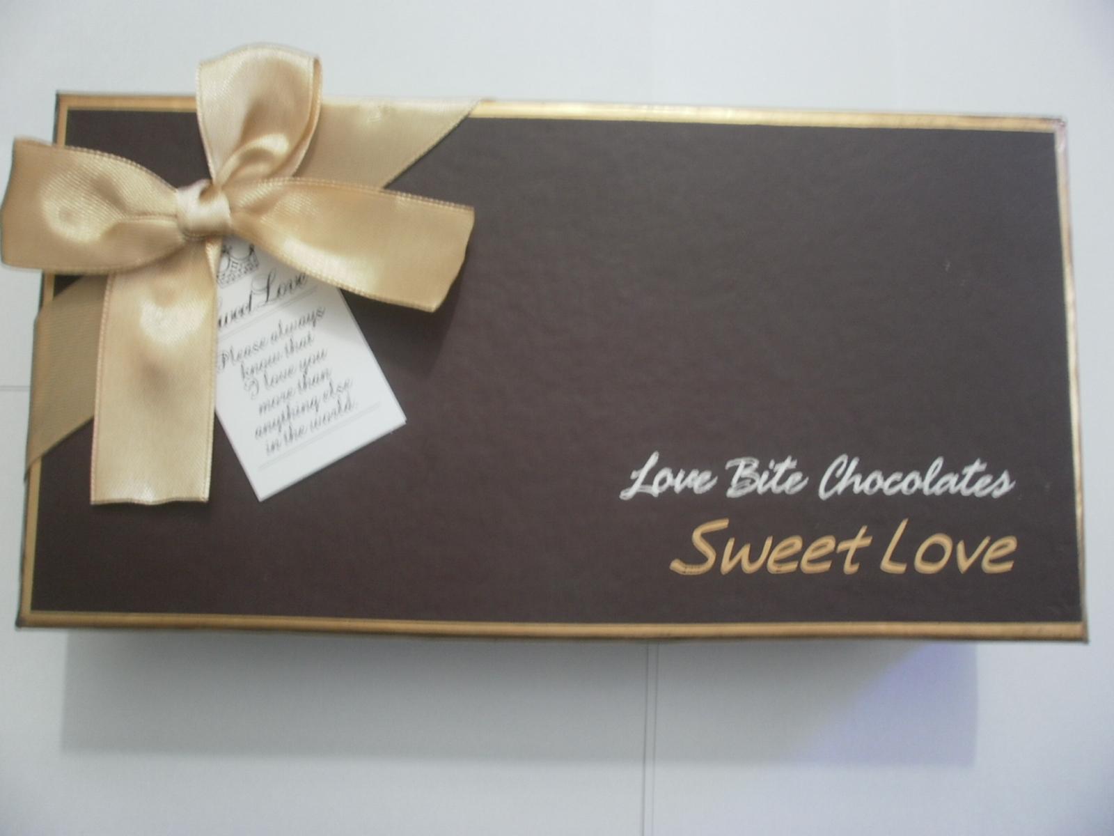 Love Bite Chocolatestm Delhi Exclusive Gift Adult Chocolates