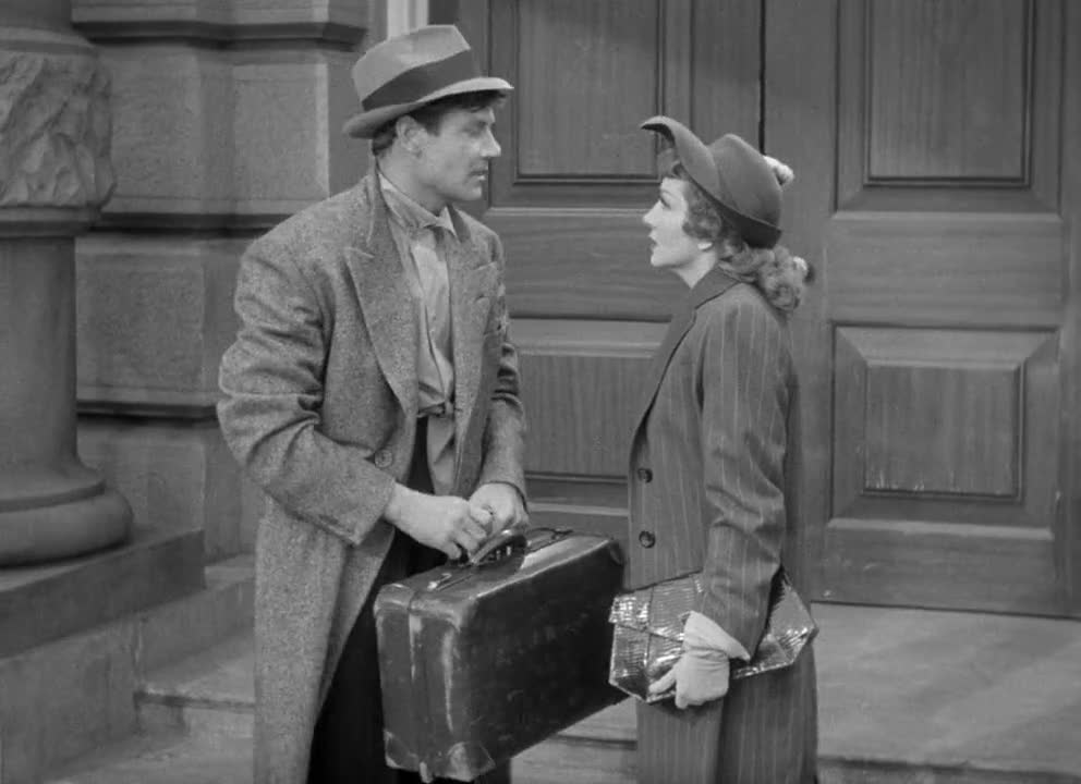Los amores de mi mujer (1942) Preston Sturges (HD)