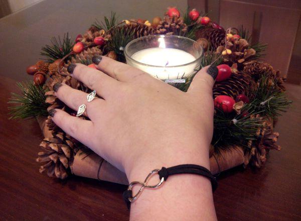 anillo pulsera glamberra