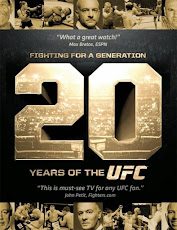 pelicula Fighting For A Generation: 20 Years Of The UFC (2013)