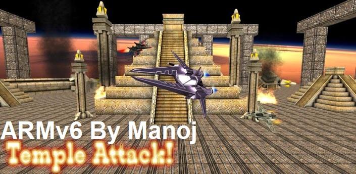 Temple Attack! ARMv6 By Me-Manoj