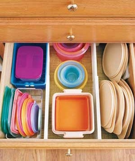 belle maison: BM Archives :: The Organized Kitchen