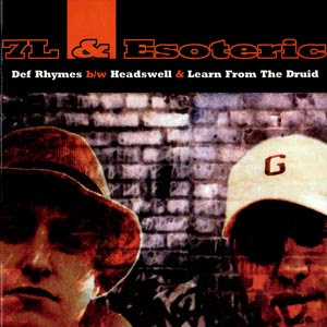 7L & Esoteric – Def Rhymes / Headswell / Learn From The Druid (VLS) (1998) (192 kbps)