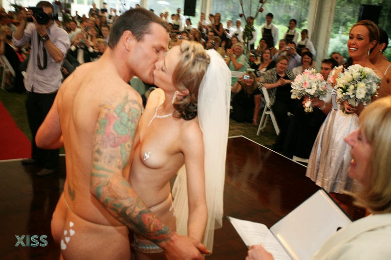 Wedding Nude Pictures 13