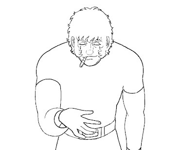 #4 Cobra Coloring Page
