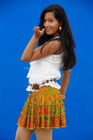 Preetika, thighs, show, in, short, dress
