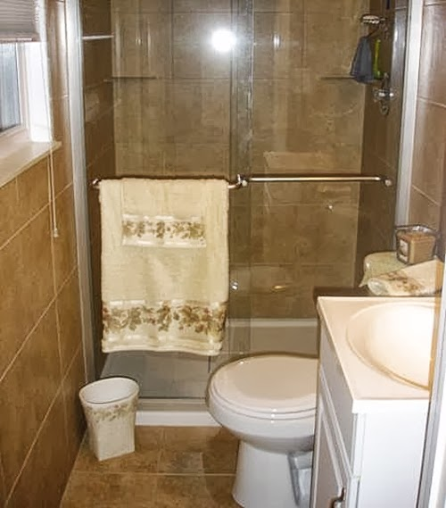 Best Bathroom Design For Small Spaces : Bathroom design ideas for small spaces