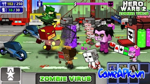 Hero Wars 2 v1.4 hack free shopping cho Android