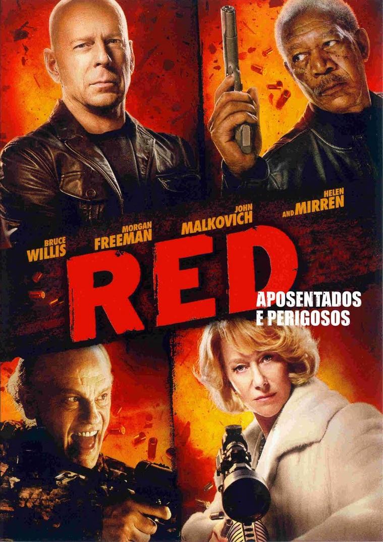 Filme Red : Aposentados E Perigosos   Legendado