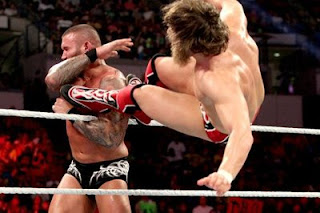 Watch WWE Randy Orton vs. Daniel Bryan - The Saga (Full HD) Poster
