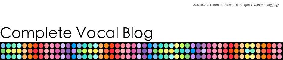 Complete Vocal Blog