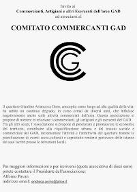 Comitato Commercianti GAD