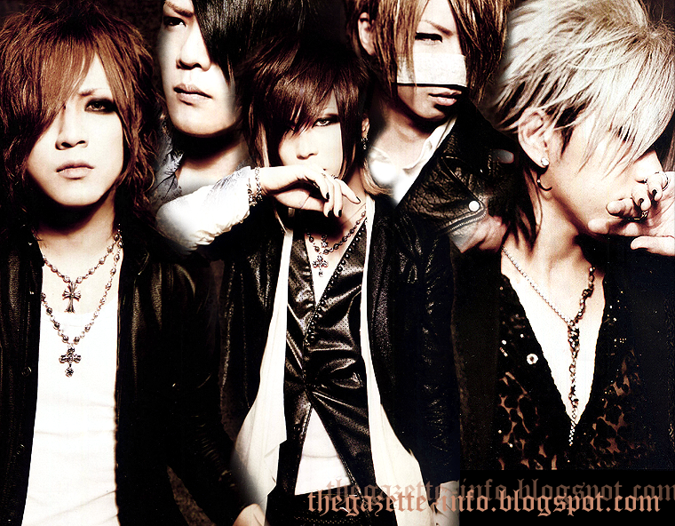 The GazettE - info