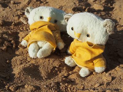 песочные мишки