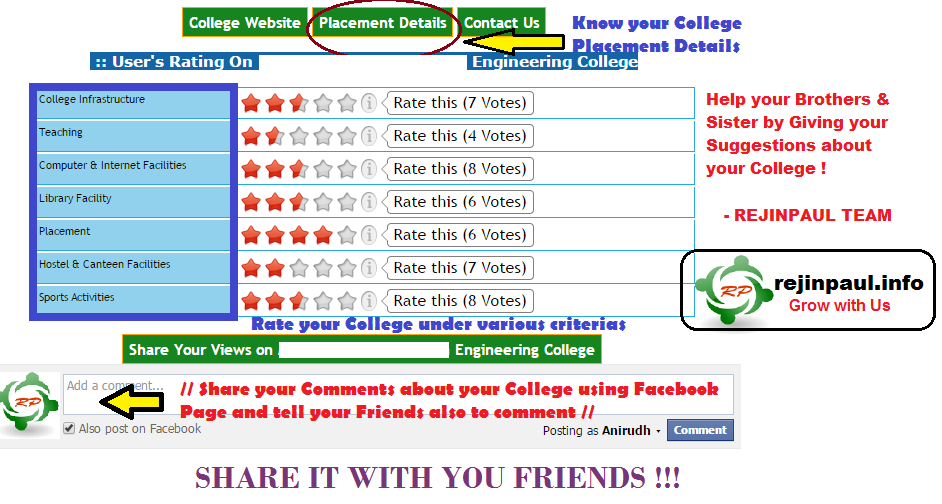 how to choose engineering college