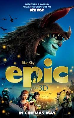 Trận Hùng Chiến Xứ Sở Lá Cây - Epic (2013) Poster