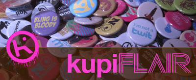 KupiFlair from Kimberly Kuprijanow at Kuiart.com